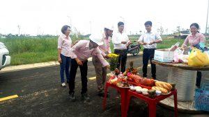 Khởi công hệ thống phần điện cho một dự án mới - Saigon Riverpark