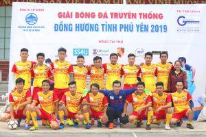 Hưng Việt M.E hòa nhịp cùng Giải bóng đá Đồng hương tỉnh Phú Yên 2019